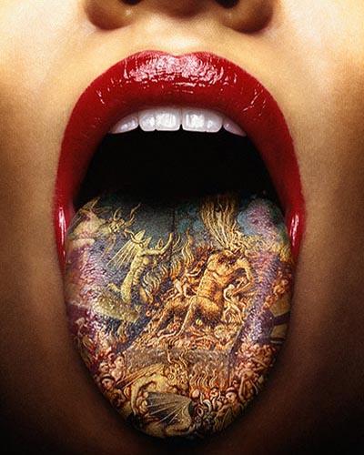 Jasmine Sanders Tattoos