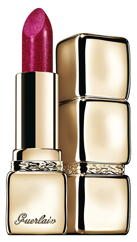 TEST! Jolanda test KissKiss Strass Rouge Broderie 321 lipstick van Guerlain