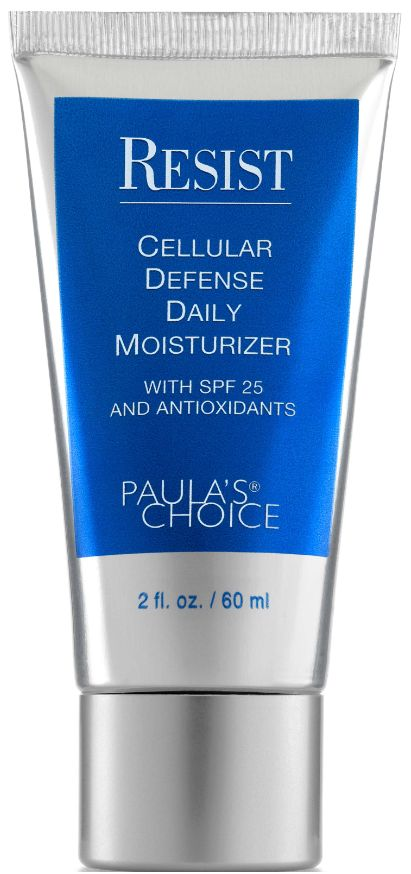 Jolanda test Paula's Choice Resist Cellular Defense Daily Moisturizer SPF 25