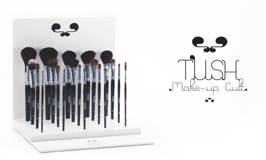 Jolanda test make-uppenselen van Tush Cult
