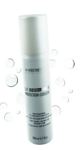 Sabine test La Biosthetique Lait Protection Couleur