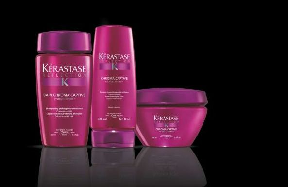 BeautyJournaal testpanel test Kérastase Chroma Captive