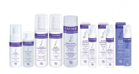 cattier paris face care