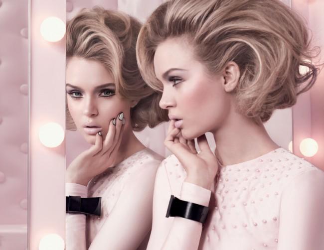 новогодний макияж 2015 фото