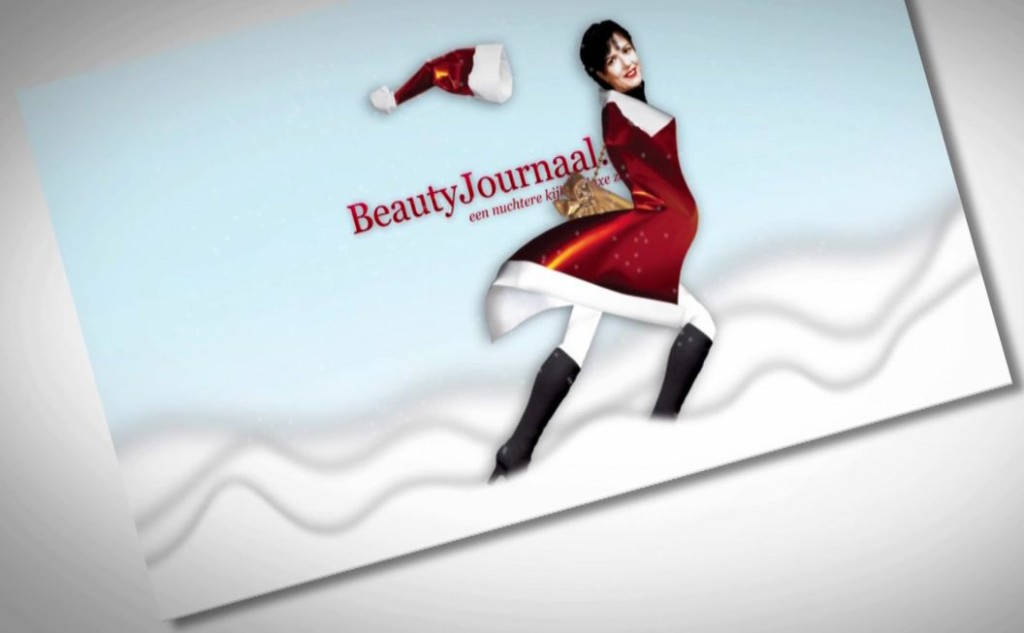 beautyjournaal kerstgroet 2012