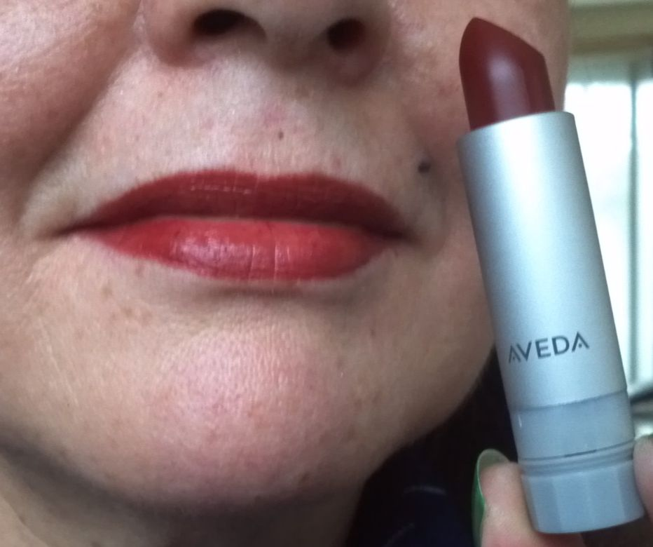 aveda minerale lipstick babs