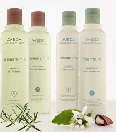 aveda rosemary mint