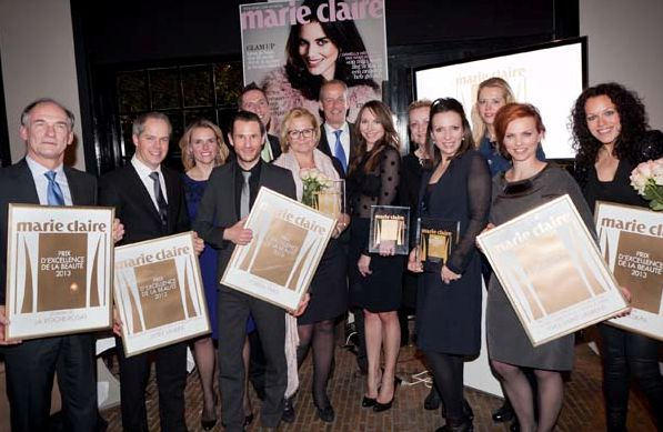 marie claire prix d exellence 2013