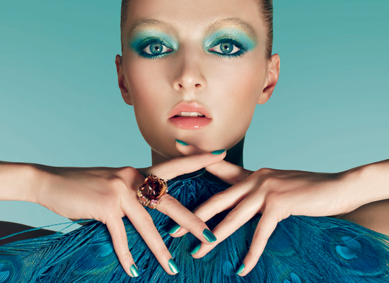Dior New Look Summer Bird of Paradise