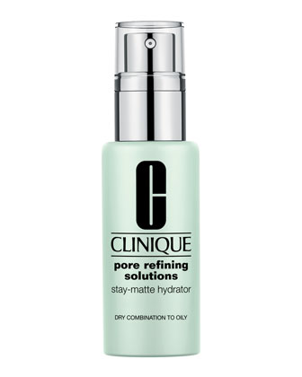 Harriet test Clinique&#8217;s Pore Refining Stay-Matte Hydrator