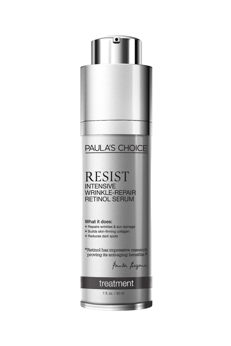 Sabine test Paula's Choice Wrinkle-Repair Retinol Serum