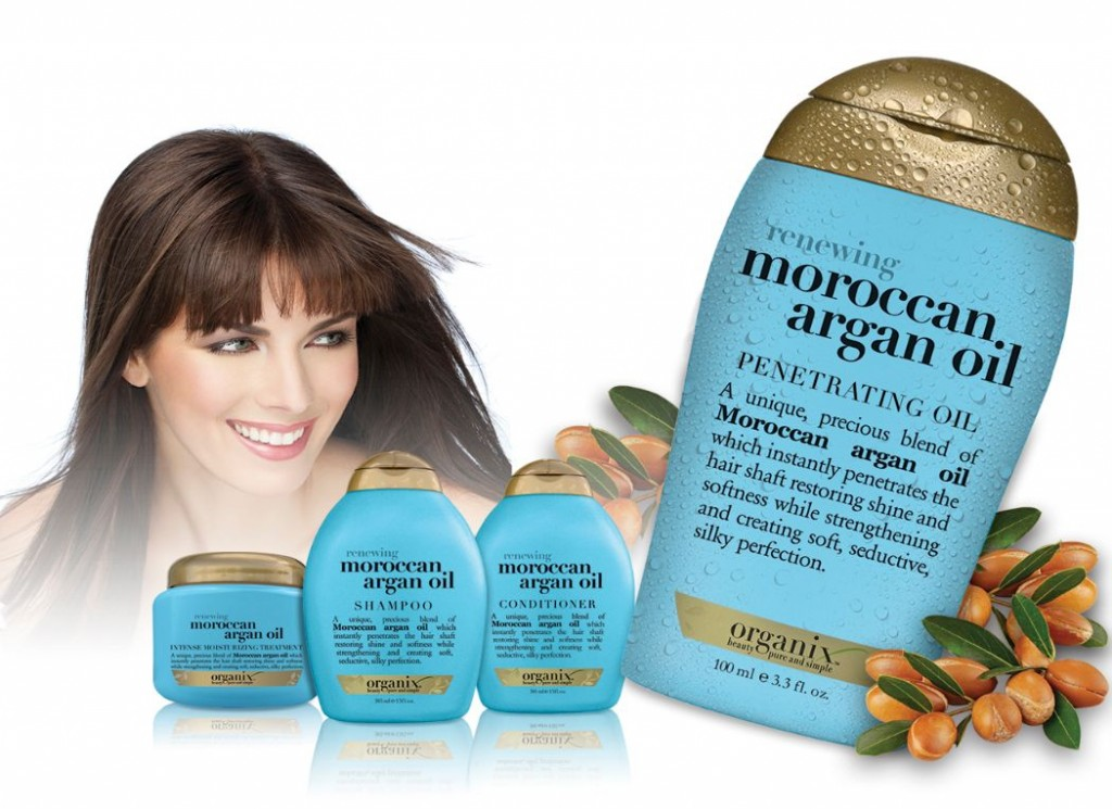 organix moroccan argan oil