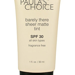 Klantfavoriet: Paulas Choice Barely There Sheer Matte Tint
