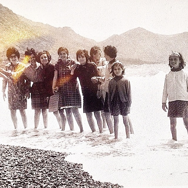 Women of #anidri #crete mid 20th #century