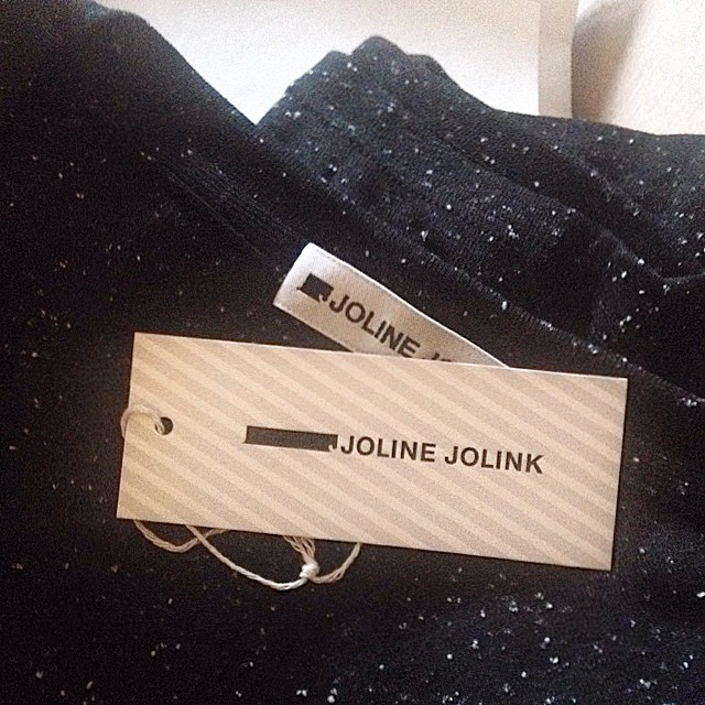 I got my first new #winter piece in! A #dress from #jolinejolink