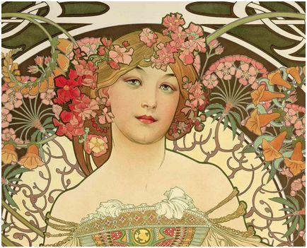 floral veil grossmith