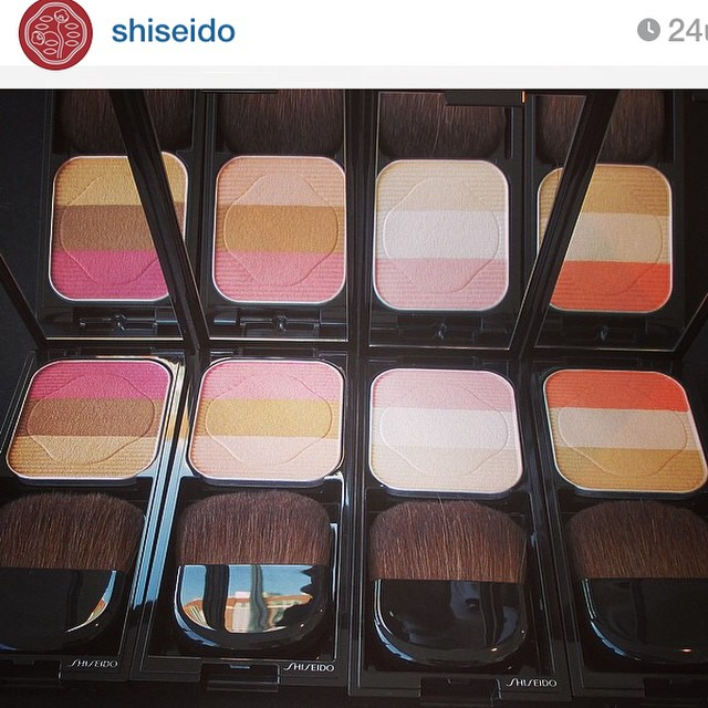 @shiseido enhancing the #teint
