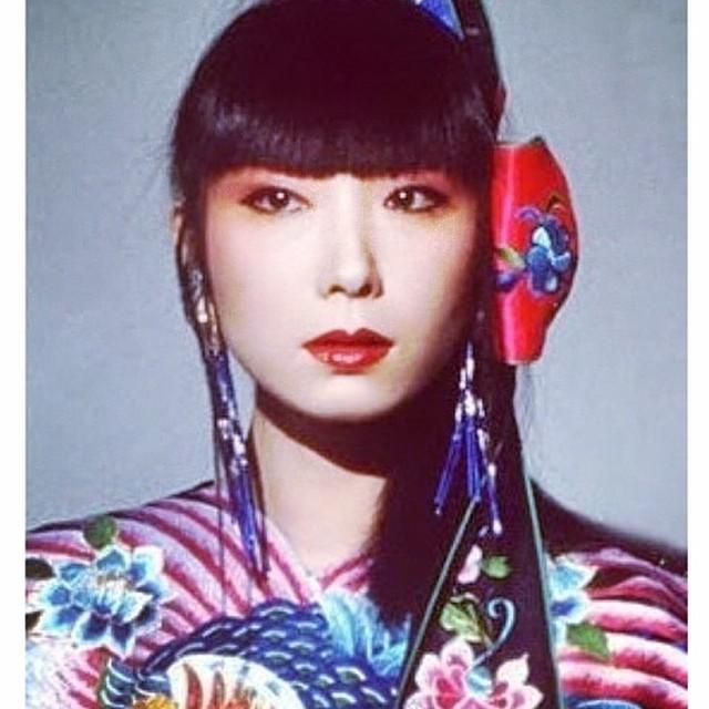 #japanese #fashionmodel #sayokoyamaguchi