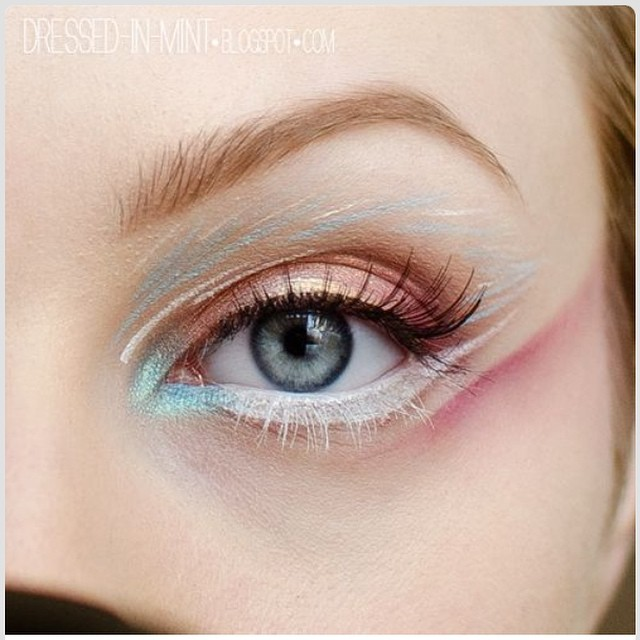 #pastel interpretations #eyemakeup #airbrush #painting