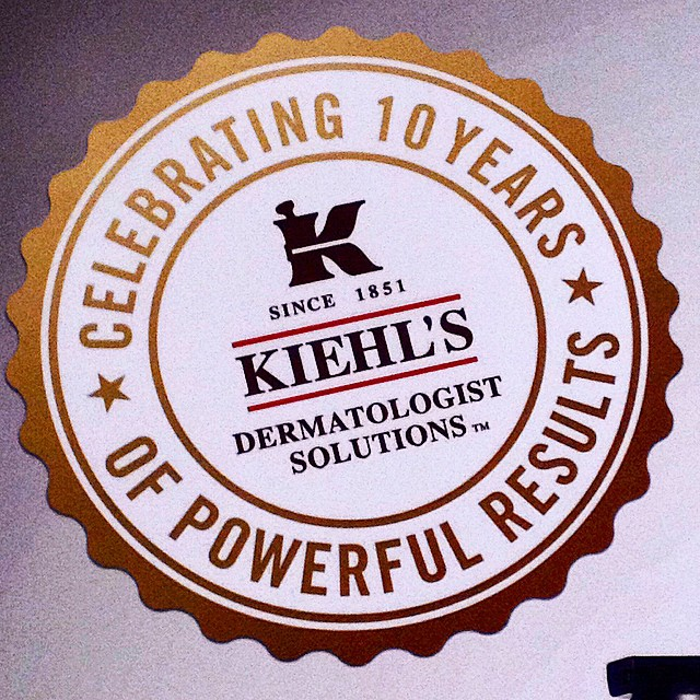 #kiehlsinnovations #zurich #switserland #beautynews