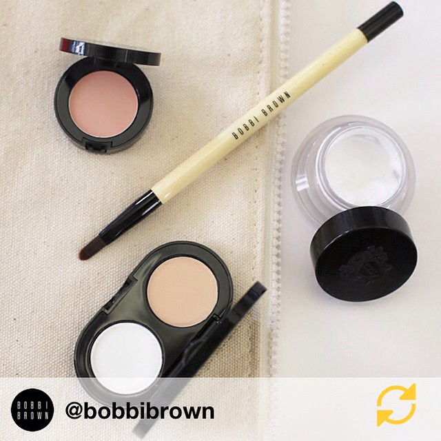 RG @bobbibrown: Meet the Dream Team: Hydrating Eye Cream, Corrector and Bobbi's Creamy Concealer Kit. Try it—your eyes will thank you. #beauty #regramapp