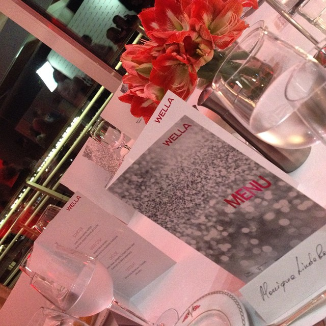 Diner in The Yachtclub #monaco #insidewella