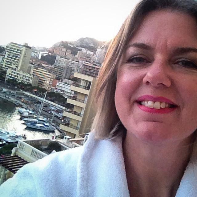 Relaxing #wellalife #trendvision #monaco #hermitage #selfie #instanogwatblablabla