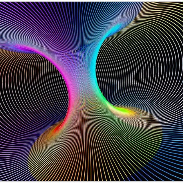 The torus is the most foundational pattern of enery flow #torus #galaxy #energy #flow #pattern #protons