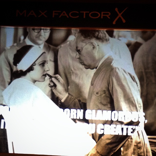 Max factor, the man who invented modern cosmetics #maxfactor #pgvisionhouse