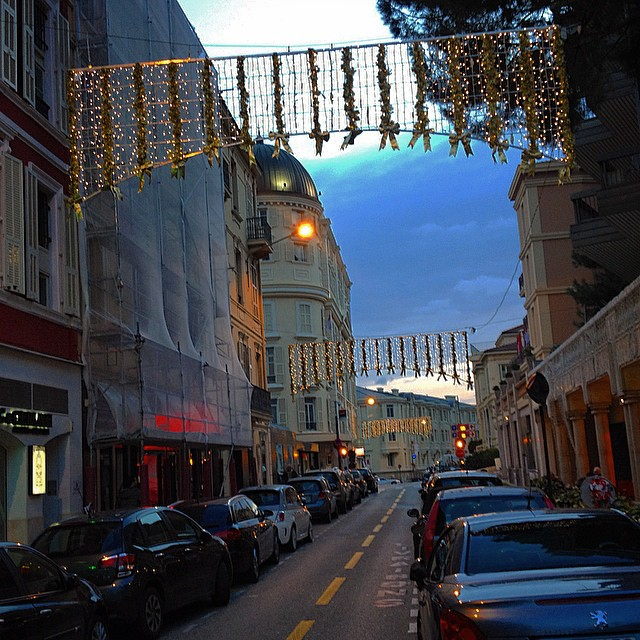 #monaco is preparing for #xmas allready
