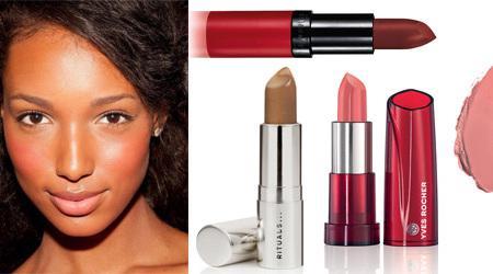 website plaatje lipsticks donkere huid