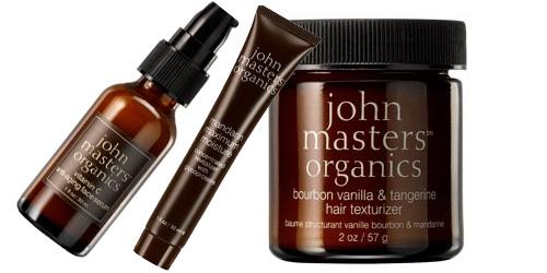 John Masters Organic BeautyJournaal test