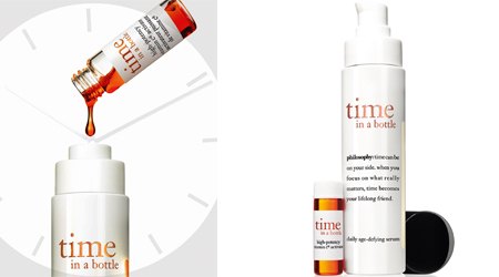 Philosopy Time in a bottle serum vitamine c