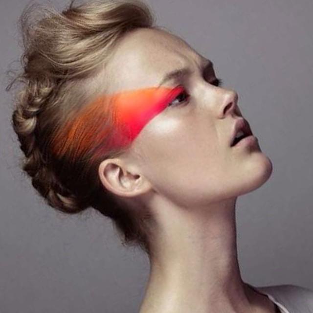 When makeup becomes tribal #inspiration #makeup