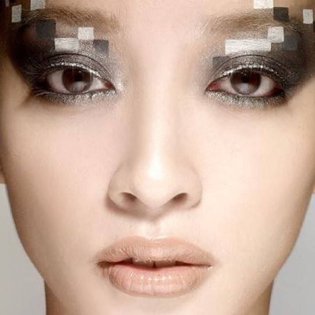 #pixel perfect #inspired a new era of #makeup #faces #instabeauty @beautyjournaal