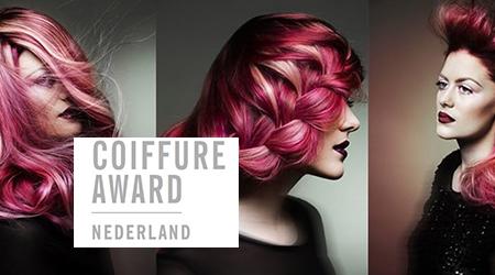 Homepage Coiffure Award