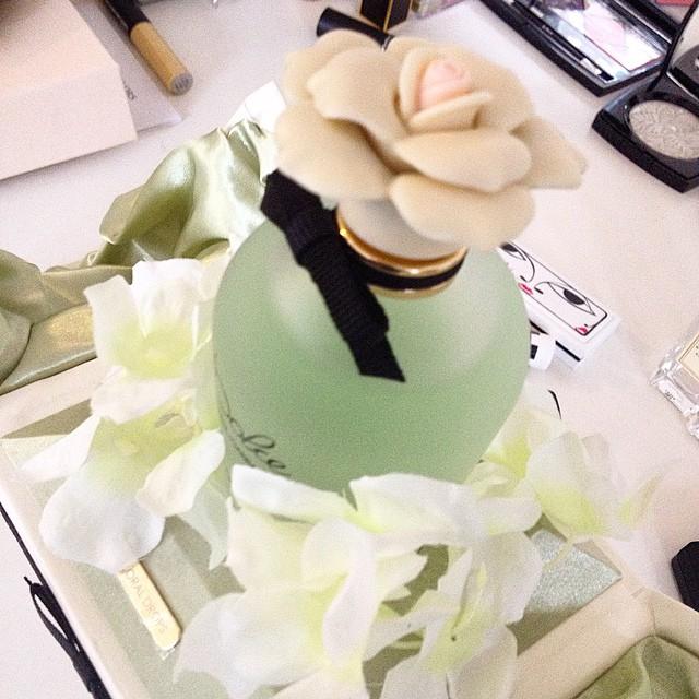 Its @dolceegabbana #perfume for #wedding girls - its Flora Drops