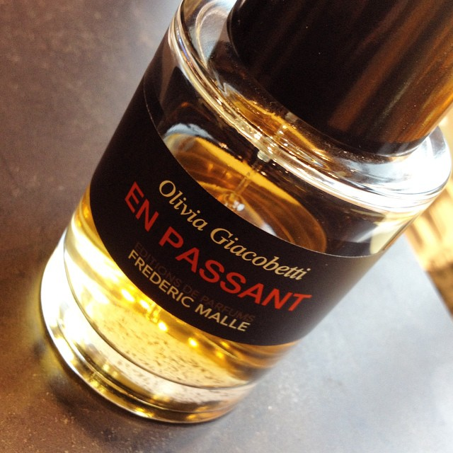 En Passant is a very interesting #fragrance with #seringe and #cucumber by #oliviagiacobetti for @fredericmalle