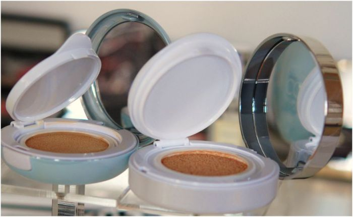 screen cushion foundation