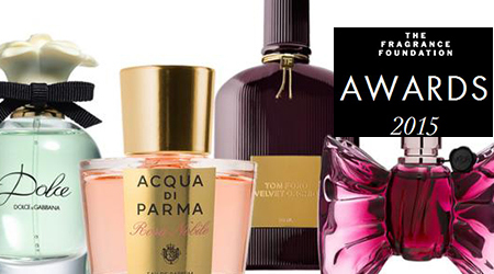 Homepage Fragrance Foundation Awards