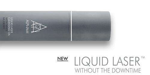 Homepage Alpha-H Liquid Laser