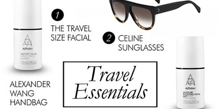 Homepage Alpha-H Travel Essentials