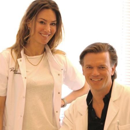 drs Floor Claus en drs Tom van Eijk, cosmetisch artsen bij Esthetisch Centrum Jan van Goyen, Amsterdam