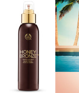 Homepage Honey Bronze Tinted Leg Mist