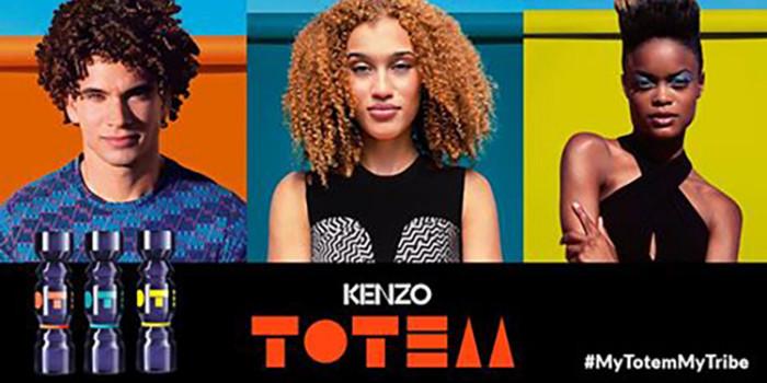 Homepage Kenzo Totem Blue