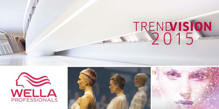 Homepage Wella TrendVision 2015