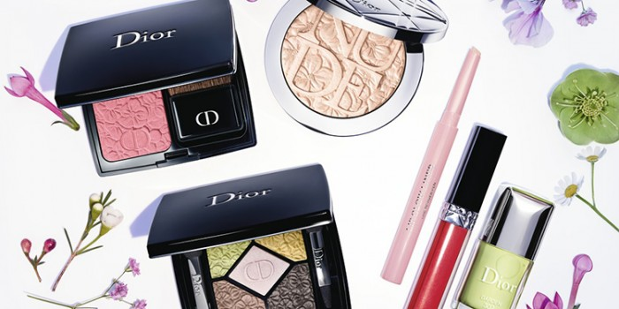 Homepage Dior Glowing Gardens
