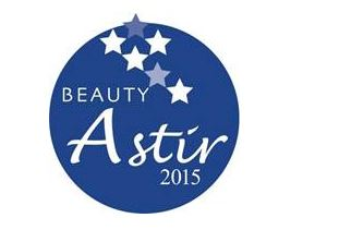 beauty astir award logo