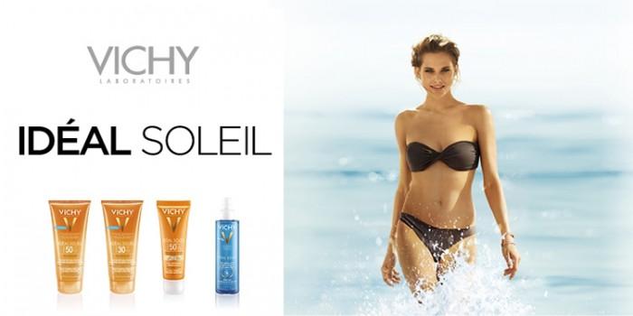 Homepage Vichy Ideal Soleil 2016