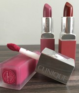 Homepage Clinique Matte Pop Lipsticks